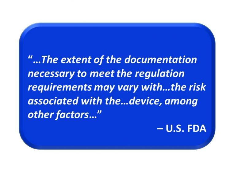 FDA risk mgnt quote 2