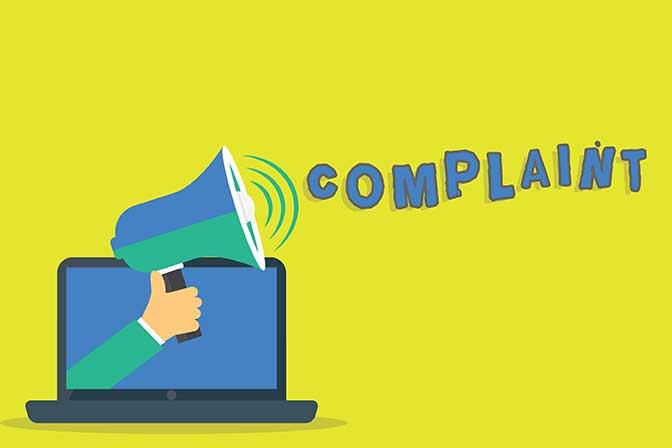 Complaint Image